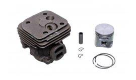 Kompletter Zylinder Husqvarna 372X-TORQ NIKASIL - 575 25 57-01