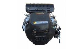 Motor ZONGSHEN GB680 680cc 22 TWIN horizontale Welle 25.4mm