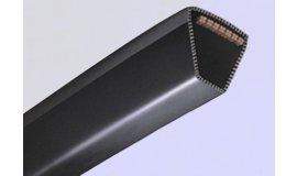 Keilriemenantrieb des Mähers Li 610mm La 648mm