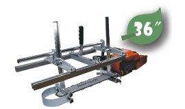 Vorbereitung für Schneidebretter 35cm - 92cm (14