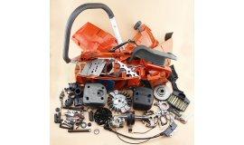 Komplettes Reparaturset für Husqvarna 371 372 372XP, 71cc
