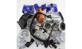 Reparatursatz passend für Stihl MS660 066 - Blau Kombination